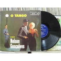 O Tango Na Voz De Nelson Gonçalves Lp Rca Victor