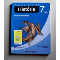 História - Projeto Araribá - 7.a Série