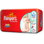 Fraldas Pampers Supersec - Tam: G - 46 Unidades