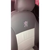 Capas D Couro Ecologico Para Novo Peugeot 208 Banco Inteiro