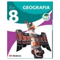 Livro 2ª Ed Geograifa 8º Ano Projeto Araribá Geografia