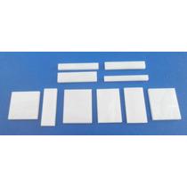 Kit Marcação Quadrada Plástico Para Escala