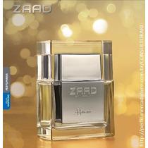 Zaad Eau De Parfum, 95ml O Boticário - Original Lacrado
