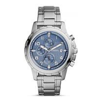 Relógio Masculino Fossil Dean Fs5023/1an - Caixa E Pulsei...