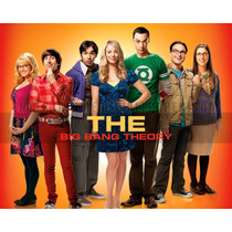 Dvd The Big Bang Theory Todas As 6 Temporadas Completas