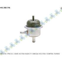 Regulador Pressão Kadett Gsi 2.0 8v Gasolina 91/95 -vdo