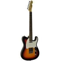 Guitarra Tagima Memphis Mg52 Telecaster Sunburst