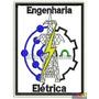 Bordado Termocolante- Profissões- Engenharia Elétrica 2 7,5