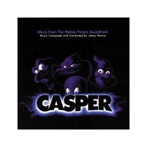 Cd Casper By James Horner Soundtrack