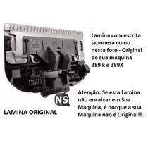 Lâmina Original Panasonic 389k Compativel Lizz Dual Black