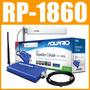 Repetidor De Celular 1800 Mhz Rp-1860+ Cabo 15+ Antena 14dbi