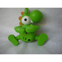 Boneco Super Mario World - Yosh