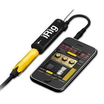 Adaptador Interface Guitarra Amplitube Irig Iphone Ipad Ipod