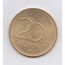 Moeda Hungria 20 Forint 1994- Muito Bonita