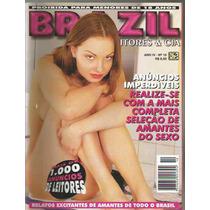 Revista Brazil Sex Magazine N.10 - Frete Grátis - Confira !