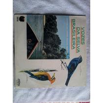 Lp Vozes Da Selva Brasileira - Frete Grátis