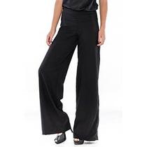 Calça Pantalona Social Preta - Frete Grátis - Belle & Bei