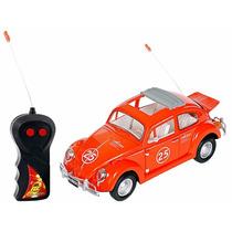 Fusca 35 Controle Remoto Sem Fio Super Car - Dm Toys