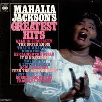 Lp - Mahalia Jackson - Greatest Hits