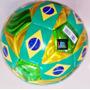 Bola De Futebol Campo Society Couro Sintético Frete Gratis
