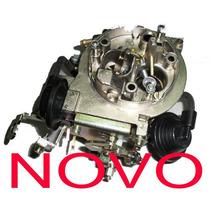 Carburador Novo 2e Chevette 1.6 À Alcool Da Mecar