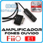Amplificador De Fones De Ouvido Fiio E1 Para Iphone/ipod