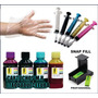 4000ml Kit Tinta Recarga Cartucho Hp - Renda Extra - Negocio