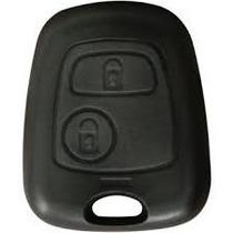 Capa Chave Telecomando Peugeot 206 307 Citroen C3 Picasso