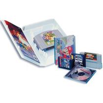 Universal Game Case - Cartuchos De Snes / N64 / Mega Drive