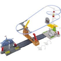 Aviões Da Disney Planes Pista Super Voo - Mattel - Bhw89