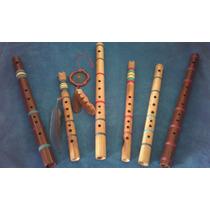 Bansuri - Flauta Transversal De Bambu - Frete Grátis