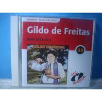 Gildo De Freitas - Mais Sucessos - Cd Nacional