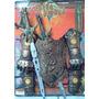 Fantasia Escudo Espada Munheca Caneleira Cavaleiro Medieval