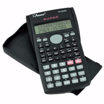 Kit 20 Calculadora Universitaria Científica Kenko Kk-82ms