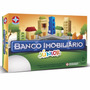 Jogo De Tabuleiro Banco Imobiliário Junior Original Estrela