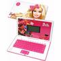 Laptop Barbie Oregon 30 Atividades