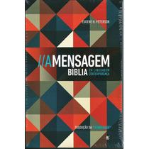 Bíblia A Mensagem - Linguagem Contemporânea | Brochura