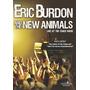 Dvd Eric Burdon & The New Animals = Live In California 1998
