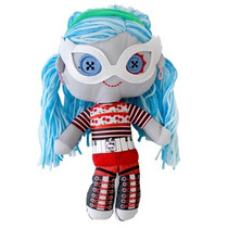 Boneca De Pano Moster High Ghoulia Yelps 28cm