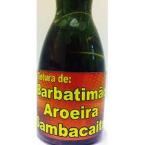 Barbatimão Aroeira E Sambacaitá (tintura Micoses De Pele)