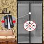Tela Mosquiteira Protetora Insetos Portas Mosquito Dengue