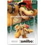 Amiibo Bowser Nintendo Novo Lacrado Wii U E-sedex 6,07