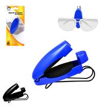 Suporte Porta Oculos Para Quebra Sol Veicular