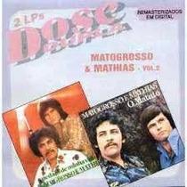 Cd Matogrosso & Mathias Dose Dupla Vol 2