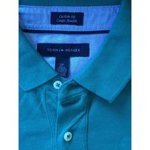 Camisa Polo Tommy Hilfiger Masculina Original