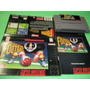 Super Play Action Football Com Caixa (cortada) E Manual Snes