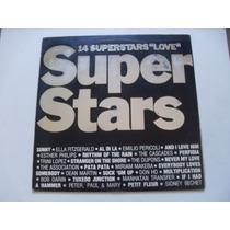 Lp Super Stars Love - Coletânea De Sucessos Originais