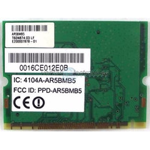 Placa Rede Pci Wi-fi Acer Aspire 5040