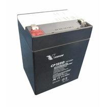 Bateria Vision 12v 5ah Nobreak Sms Apc Original 9919