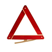 Triângulo Sinalizador De Carro